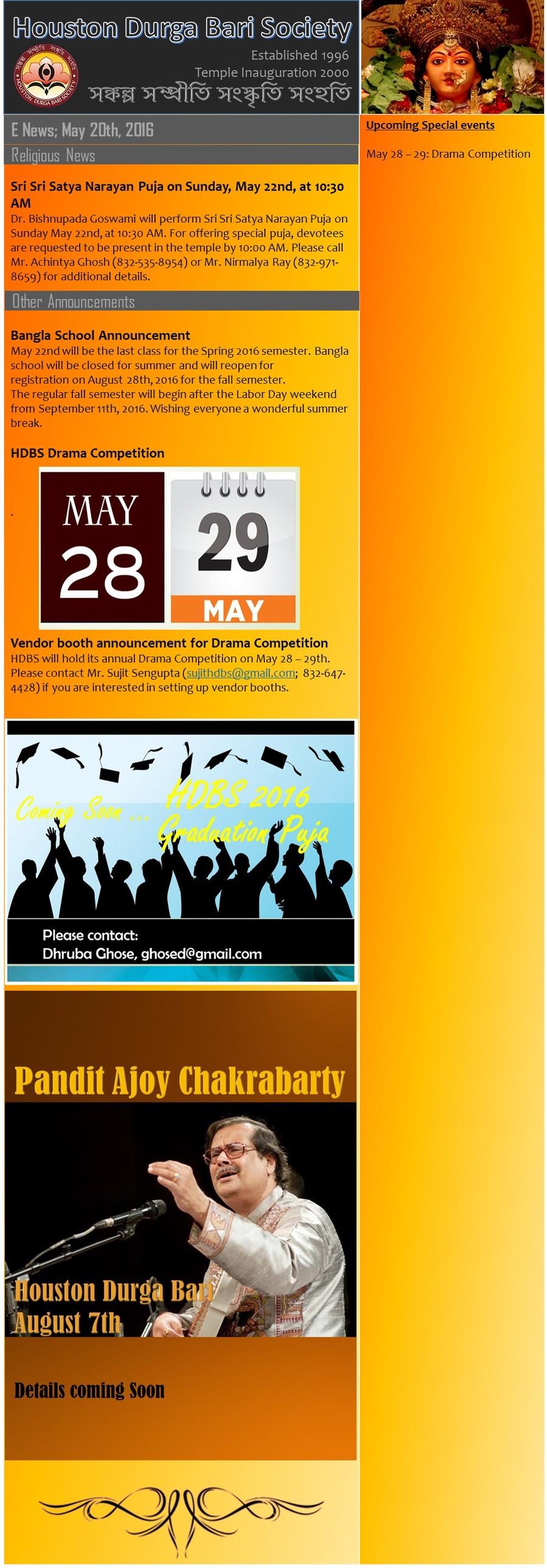 May 20