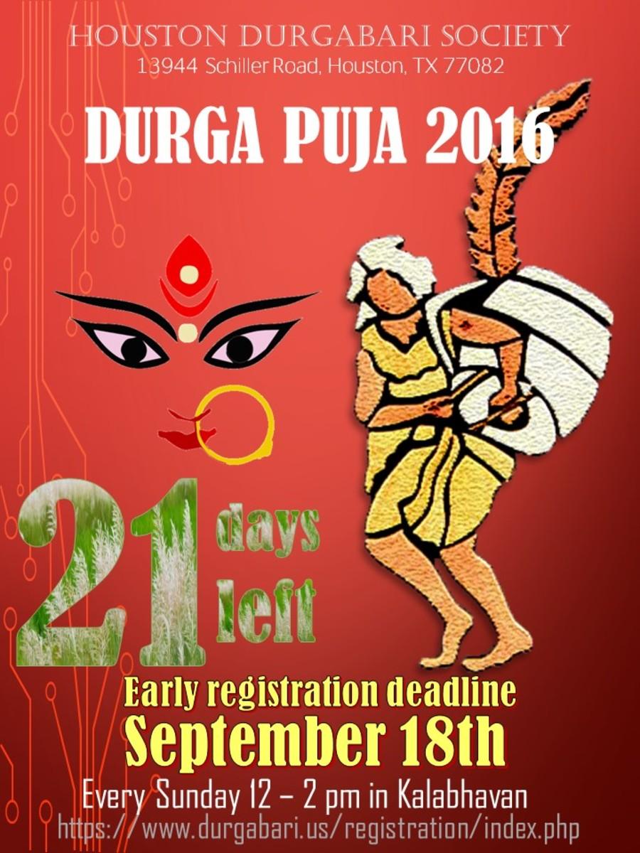 Puja 21 days