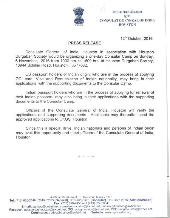 CGI - Consular Camp